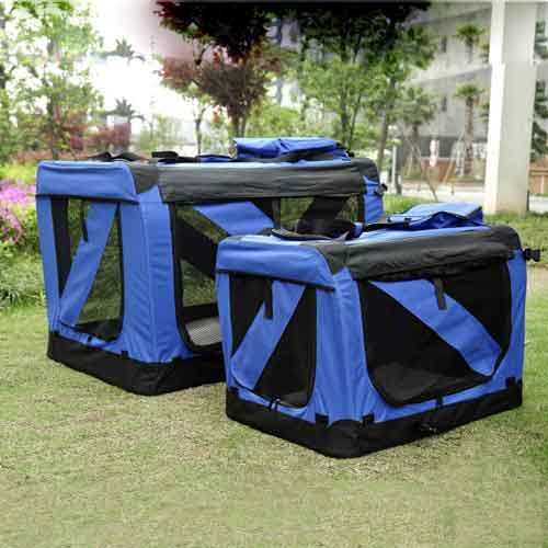 Pet travel carrier bag foldable large dog more size 06-0029 Dog Bag & Mat: Pet Products, Dog Goods